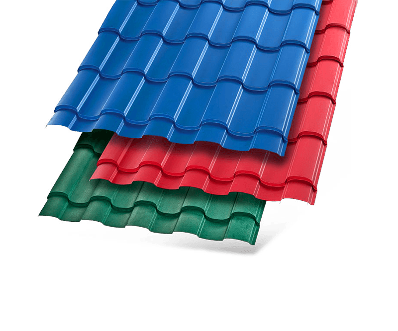 Warranty Card for roofing sheets for the first time India